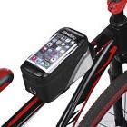 Waterproof Cycling Bag Bike Bicycle Front Frame Pannier Tube