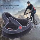 Wide Big Bum Bike Bicycle Gel Cruiser Extra Comfort Sporty S