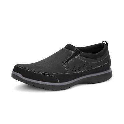wilcox mens black loafers