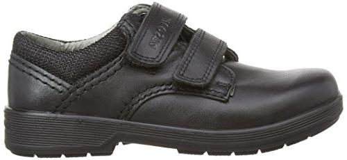 Ricosta Boys' Loafers, Black , 1 UK