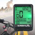 Wireless Cycling Bike Computer Bicycle Speedo Speedometer Od