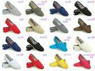 Women Classics TOM Loafers Canvas Slip-On Flats shoes Lazy s