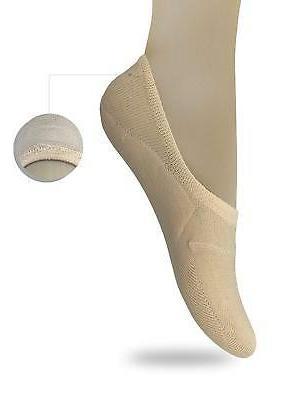 Eedor Women's 8 Thin Casual No Show Socks Non Boat Line