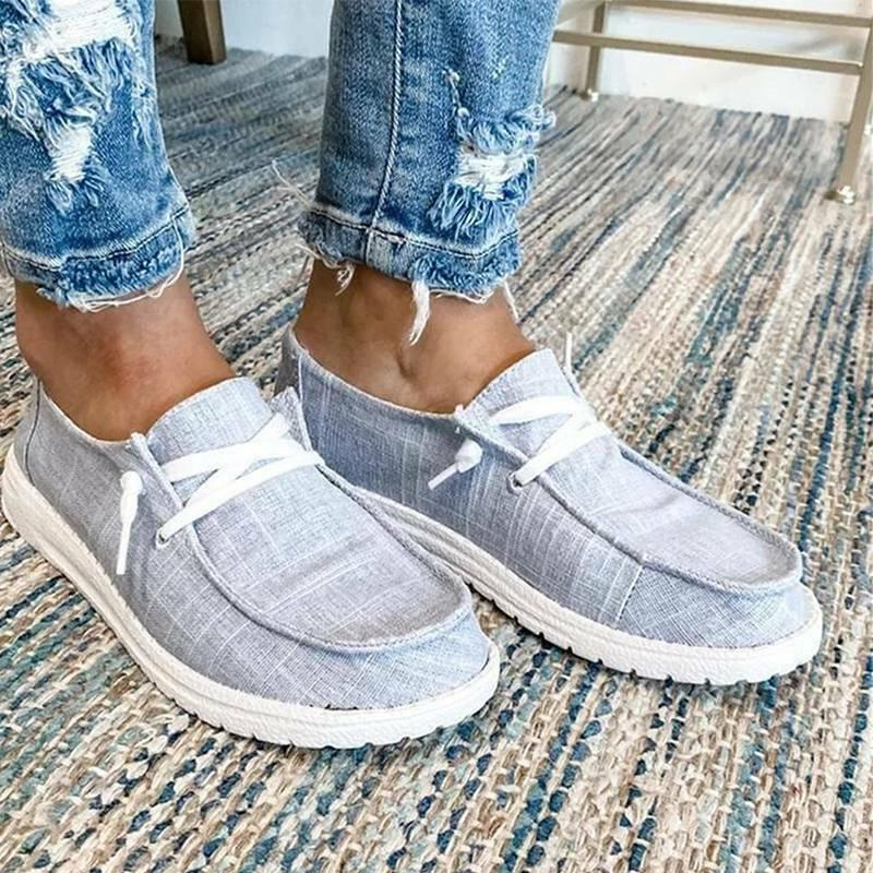 Women's Slip On Shoes Casual Comfy Trainers