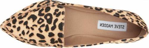 Steve Madden Loafer Leopard W US