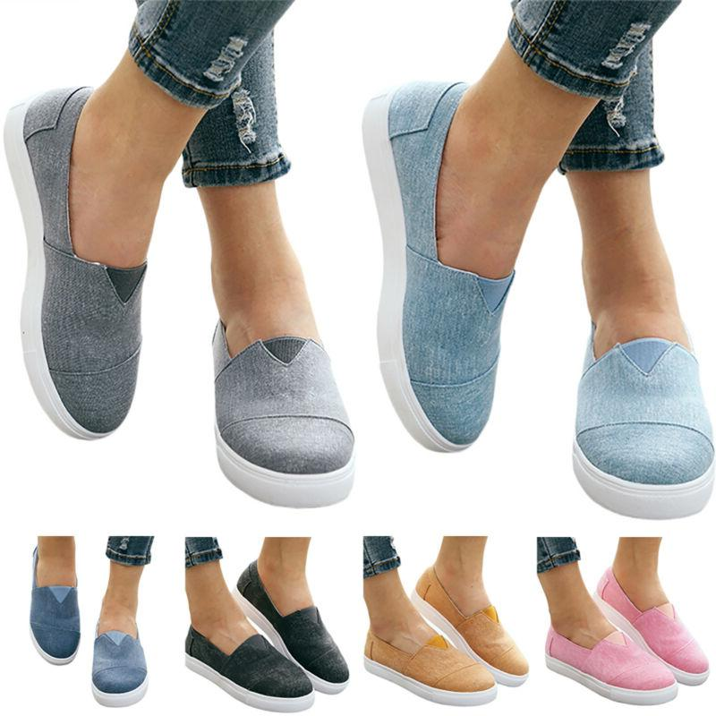 Women's Flats Sneakers Pumps Casual 10