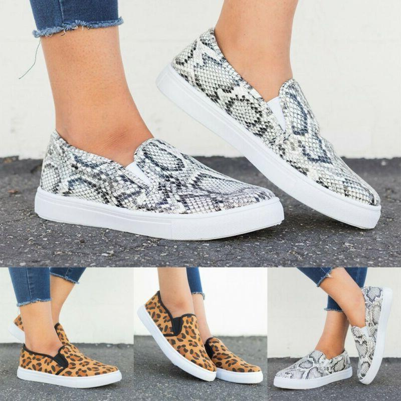 Slip Trainers Pumps Casual Shoes 10
