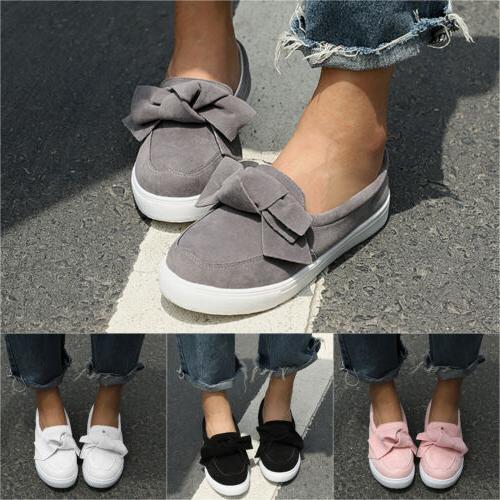 Women's Sneaker Ladies Slip Walking Sports Casual