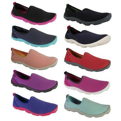 womens duet busy day skimmer flat shoes