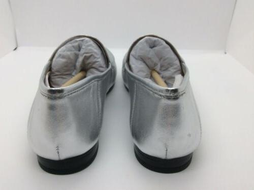 COACH Womens Hallie Leather Shoes