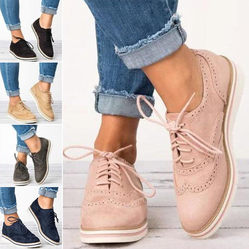 Womens Boots Sneakers Boots Platform Casual Shoes Size