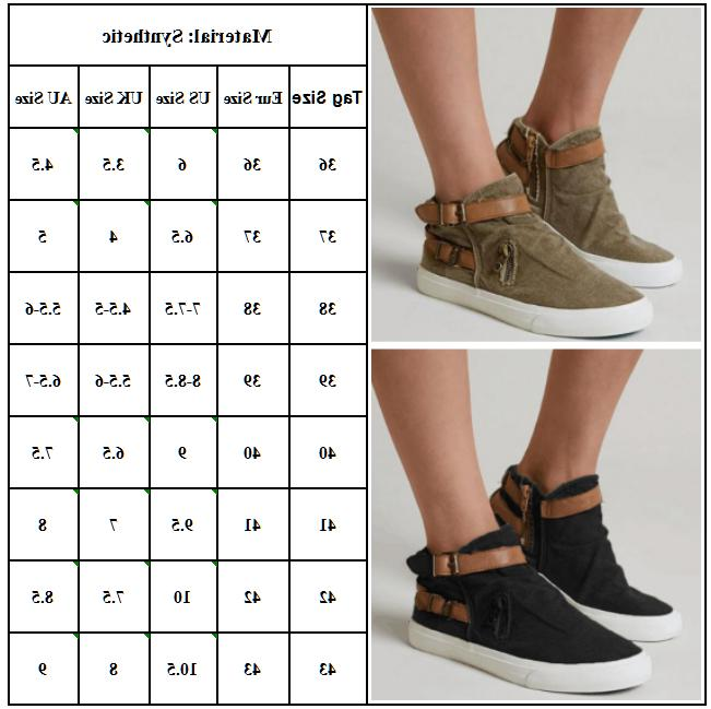 Womens Boots Sneakers Platform Casual