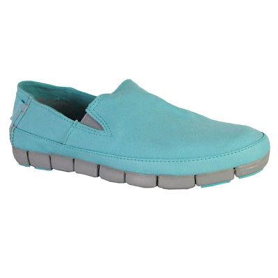 Crocs Womens Slip Loafer Shoes