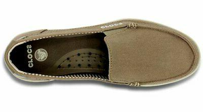 Crocs Womens Canvas Loafer