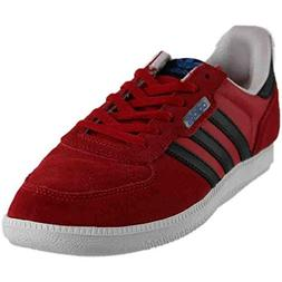 adidas Originals Men's Leonero Fashion Running Shoe Scarlet/