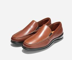 Cole Haan Loafer - Santa Barbara Twin Gore-Color: Woodbury -