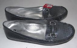 White Mountain  Loafers Gray