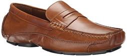 Rockport Men's Luxury Cruise Penny Tan  Loafer 9 W -9 W