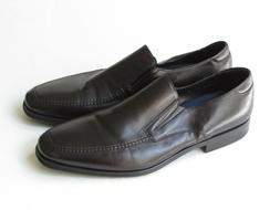 Magnanni Madrid Men's Black Leather Loafer Shoes Size 11 $32