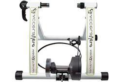 AccelaVelo Mag-XA Indoor Adjustable Magnetic Bike Trainer -