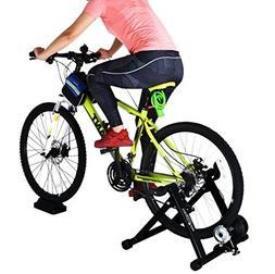 Healthline Trading Indoor Bike Trainer,Magnetic Bicycle Trai