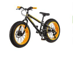 "Mongoose Massif 20"" Boys Mountain Bike"