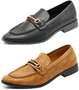 men dress loafers horse bit driving moccasin