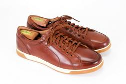 Cole Haan Men's Berkley Sneaker British Tan leather shoes Ne