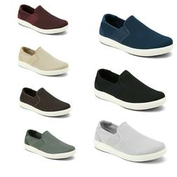 Men's Casual Loafers Shoes Slip On Mesh Lightweight Sneakers