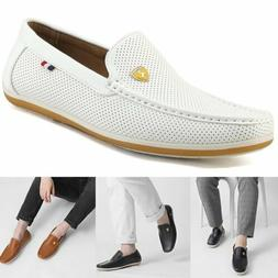 Men's Casual Shoes Driving Loafers Moccasins Slip on Dress S