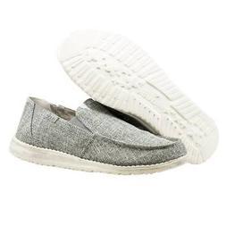 Hey Dude Men's Chan L Linen Loafers