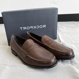 men s classic loafer penny dark brown