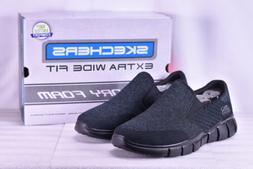 Men's Skechers Equalizer 2.0 Slip on Loafers Black