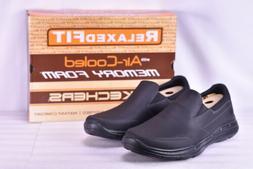 Men's Skechers Glides Calculous Memory Foam Slip On Loafers