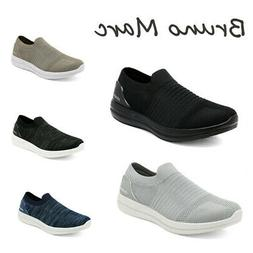 Men's Mesh Casual Loafer Shoes Lightweight Slip On Sneakers