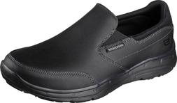 Skechers Men's   Relaxed Fit Glides Calculous Slip On dress
