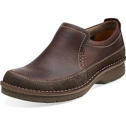 Clarks Men's Seeley Step Loafer - Brown