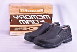 Men's Skechers Segment- The Search Slip-On Loafers Black