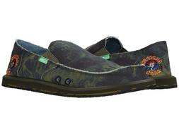 Men's Shoes Sanuk VAGABOND GRATEFUL DEAD Slip On Loafers 111