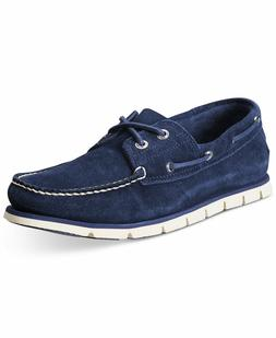 Timberland Men's Casual Shoes Loafers Hommes Full Grain Leat