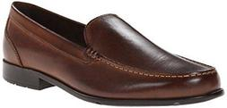 Rockport  Mens Classic Lite Venetian Slip-On Loafer- Dark- S