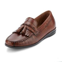 Dockers Mens Freestone Genuine Leather Dress Casual Tassel S