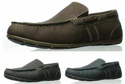 GBX Mens Luca Casual Moc-Toe Driving Loafers