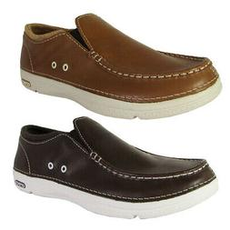 Crocs Mens Thompson II.5 Low Moc Toe Loafer Shoes