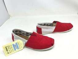 Mens Toms Classic University of Wisconsin Loafers