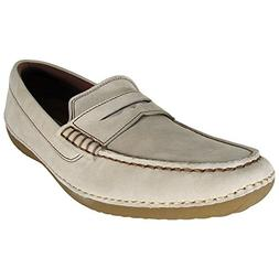 Cole Haan Mens MotoGrand Penny Driving Slip On Shoes, Barley