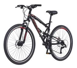 Mens Mountain Bike Schwinn Full Suspensions Medium Frame Bik