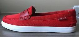 Cole Haan NANTUCKET Knit LOAFER II Women's Shoes size 9.5 W1