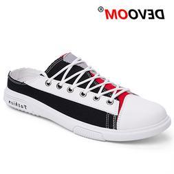 New Fashion Summer Men Canvas Shoes Spor Ayakkabi Erkek Ligh