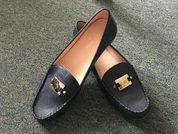 NEW Kate Spade Carmen Leather Loafers Size 10